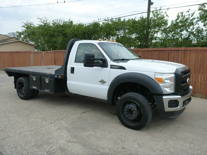 2011 Ford F-550 Reg Cab FLAT BED Diesel Dually 1-Owner - Inventory | sorola auto sales | Auto ...