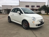 Fiat 500 SPORT COUPE 5 SPEED MANUAL TRANSMISSION 2013