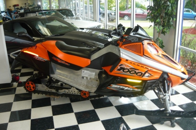2007 Arctic Cat F1000