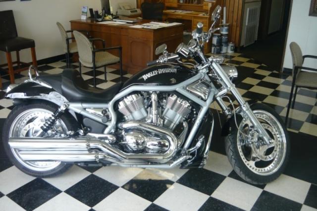2002 Harley-Davidson Vrod