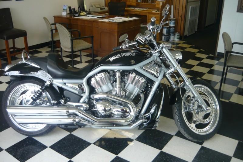 RPMWired.com car search / 2002 Harley Davidson Vrod