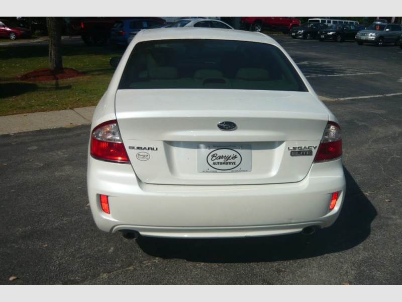 Subaru Legacy (Natl) 2008 price $5,000