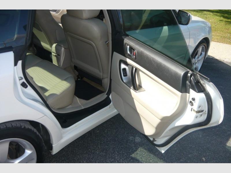 Subaru Legacy (Natl) 2008 price $5,000