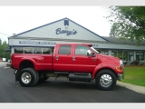 Ford Super Duty F-650 Straight Frame 2007