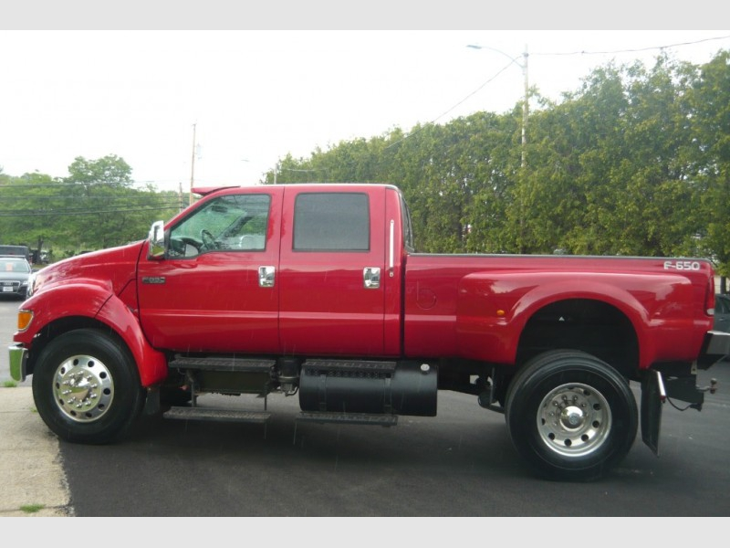 Ford Super Duty F-650 Straight Frame 2007 price $60,000