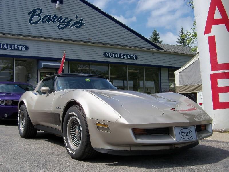 RPMWired.com car search / 1982 Chevrolet Corvette