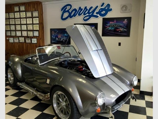 1965 Shelby Cobra by Backdraft