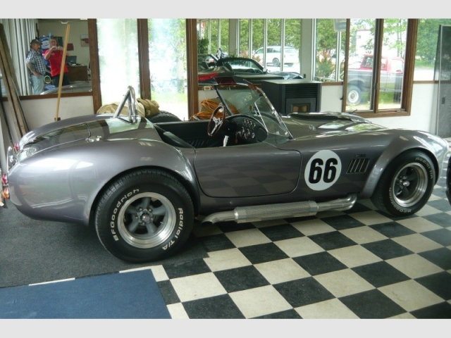 1966 Shelby Cobra Roadster Tribute Car