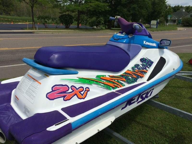 Kawasaki ZXI 750 Twin Carb 1995 price $1,995