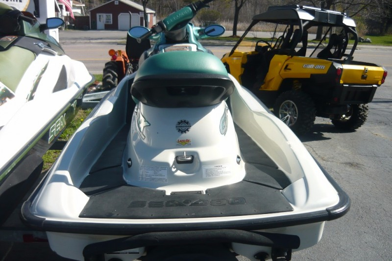 2001 Sea Doo GTX RFI 800CC - Inventory | BARRYS AUTOMOTIVE| Auto