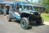 Polaris RZR 900 XTreme Jagged X 2013