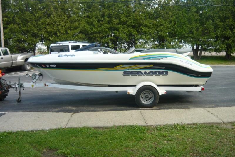 2001 sea doo challenger jet boat inventory barrys for Vermont department of motor vehicles south burlington vt