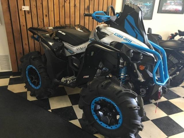 2016 Can-Am RENEGADE XMR