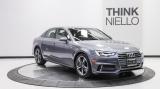 Audi A4 2.0T quattro 2017
