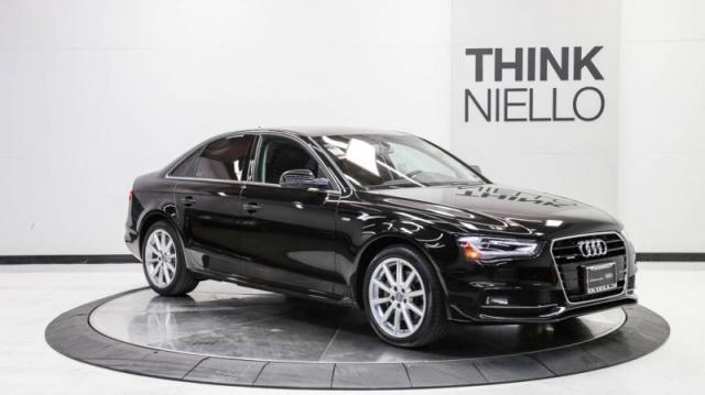2016 Audi A4 2.0T quattro