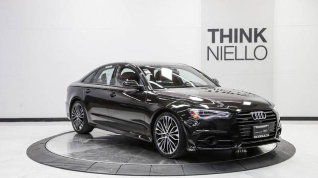 2017 Audi A6 3.0T quattro