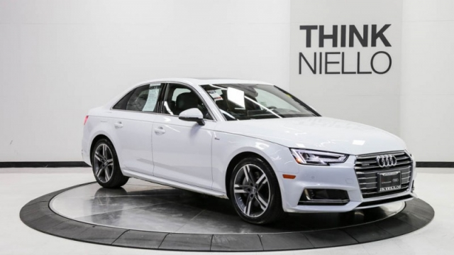 2017 Audi A4 2.0T quattro