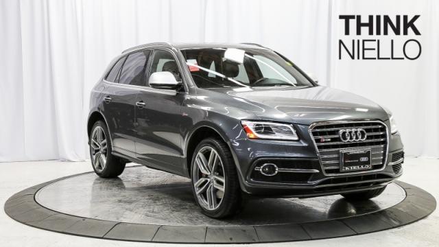 2016 Audi SQ5 3.0T quattro