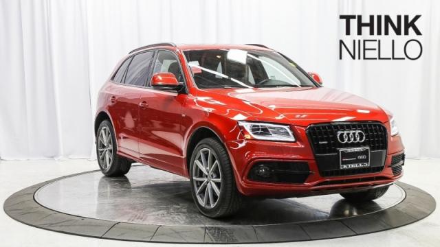 2015 Audi Q5 3.0T quattro