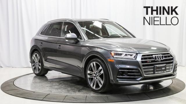 2018 Audi SQ5 3.0T quattro