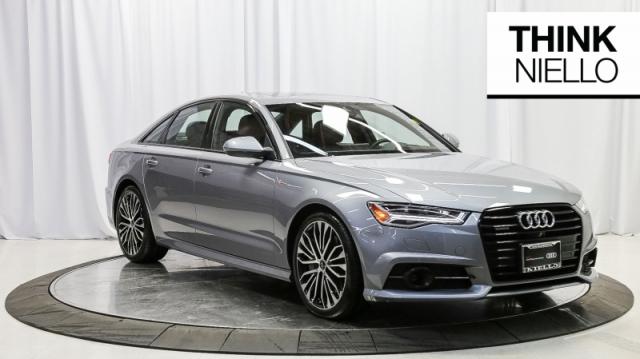 2018 Audi A6 3.0T quattro