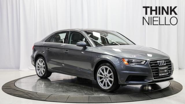 2016 Audi A3 2.0T quattro