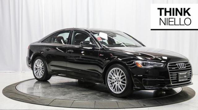 2016 Audi A6 3.0T quattro