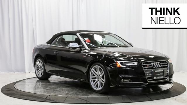 2015 Audi S5 3.0T quattro