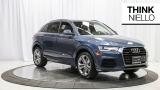 Audi Q3 2.0T quattro 2016