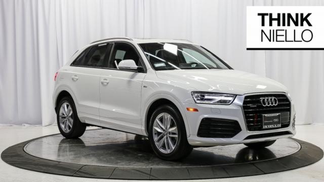 2018 Audi Q3 2.0T quattro