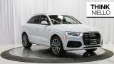 Audi Q3 2.0T quattro 2018