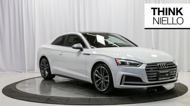2018 Audi S5 3.0T quattro