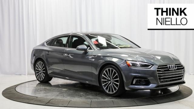 2018 Audi A5 2.0T Sportback quattro