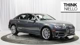 Audi A4 2.0T quattro 2018