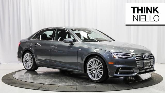 2018 Audi A4 2.0T quattro