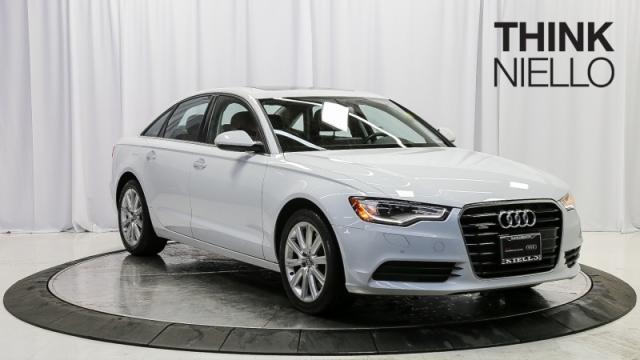 2015 Audi A6 2.0T quattro