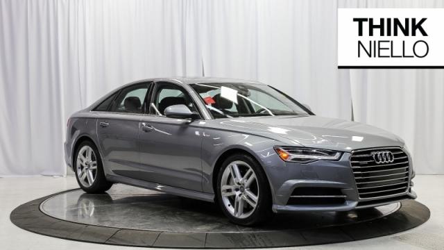 2016 Audi A6 3.0 TDI quattro