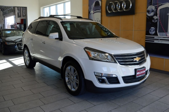 2014 Chevrolet Traverse LT 1LT AWD