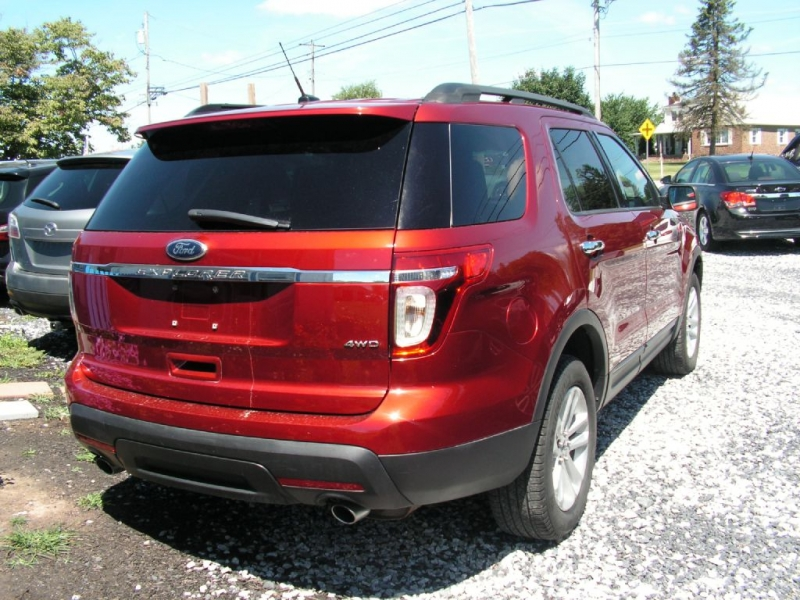 Ford Explorer 2013 price $16,495