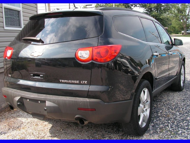 Chevrolet Traverse 2012 price $12,895