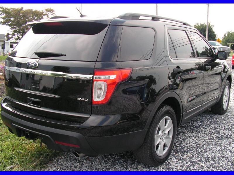 Ford Explorer 2012 price $11,795