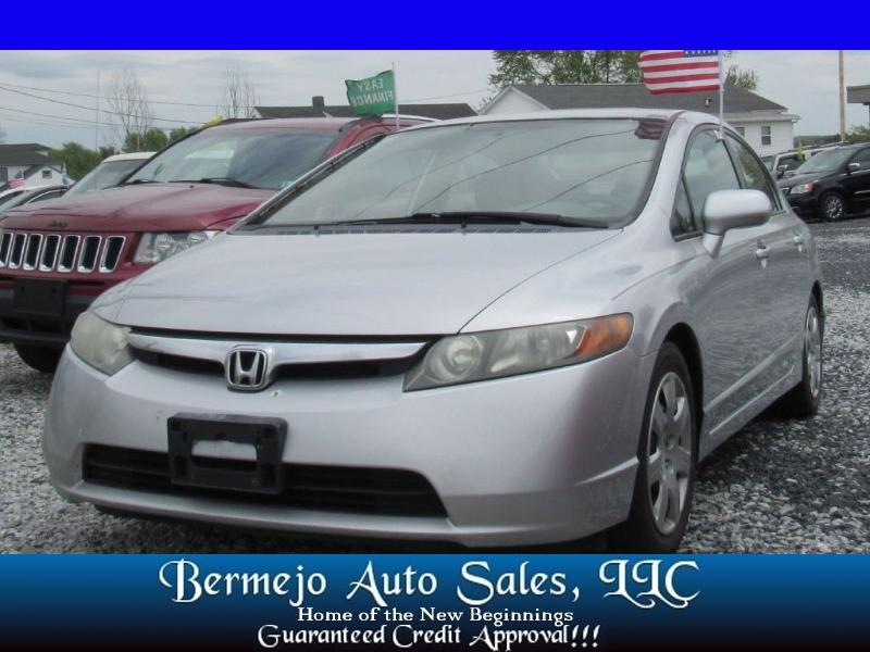 Honda Civic Sdn 2006 price $5,995