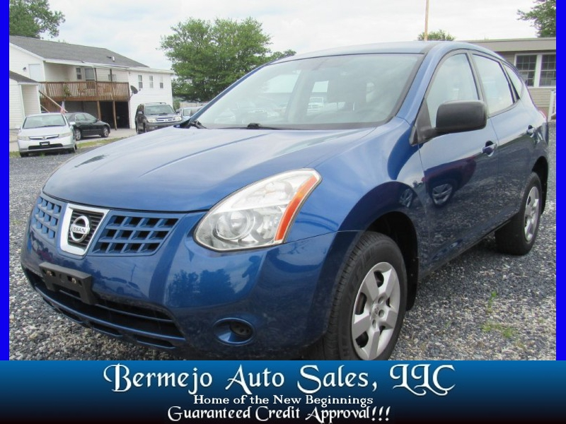 Nissan Rogue 2009 price $8,995