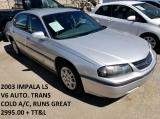 Chevrolet Impala 2003
