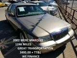 Mercury Grand Marquis 2002