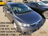 Honda Civic Sdn 2010