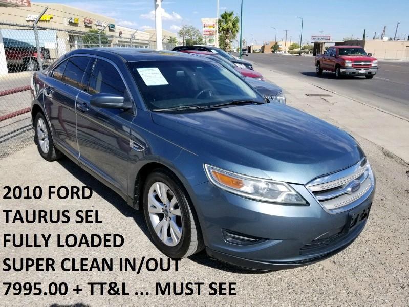 Ford Taurus 2010 price $7,995