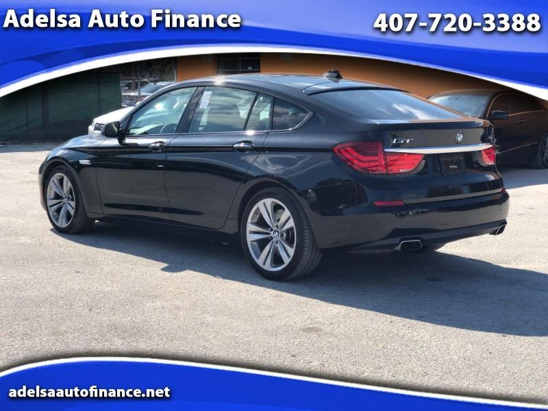BMW 5-Series Gran Turismo 2010 price $13,995