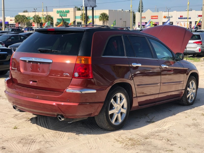 Chrysler Pacifica 2007 price $2,995