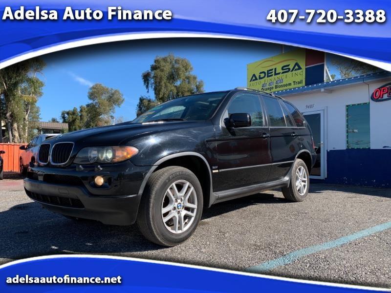 BMW X5 2005 price $7,995